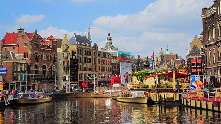 Amsterdam Lexxion Phedon Nicolaides