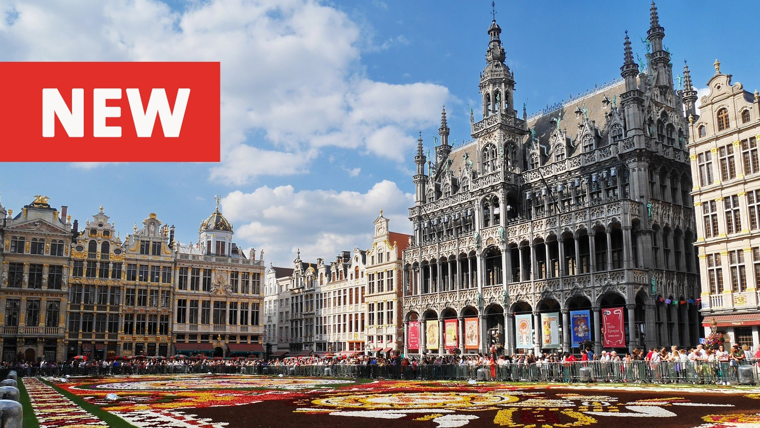 Join Lexxion's Event in Brussels