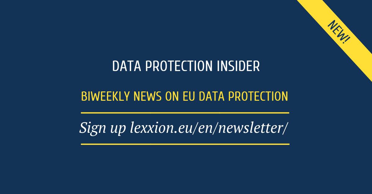EDPL – European Data Protection Law Review - Lexxion