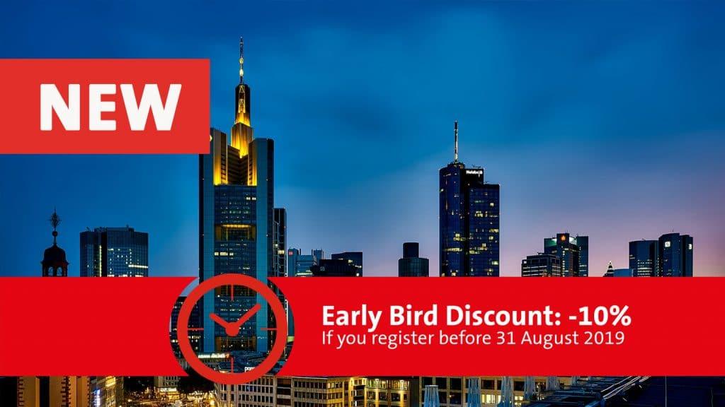 Join Lexxion's Event in Frankfurt