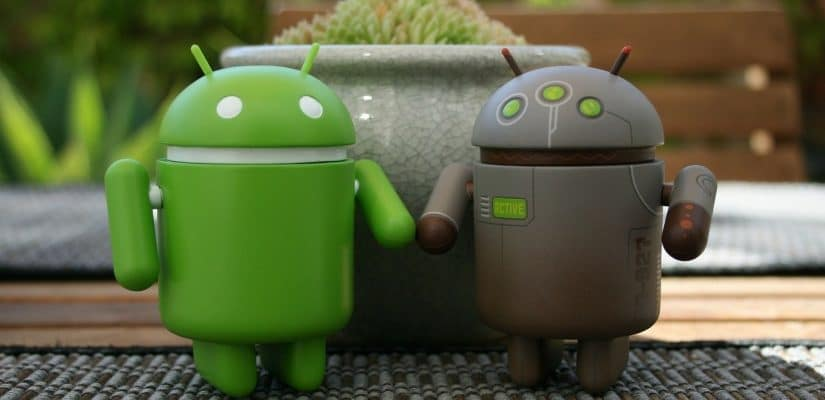 Two Androids