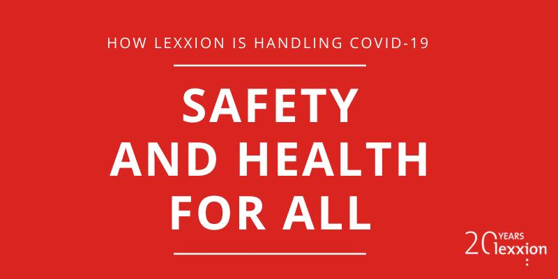 Lexxion Covid-19
