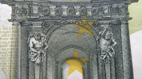 100 euro detail