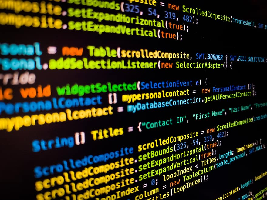 Algorithmic Code